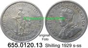 1 Shilling 1929 Südafrika South Africa *25 KM17.2 s-ss  14,00 EUR  zzgl. 4,75 EUR Versand