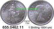 1 Shilling 1954 Südafrika South Africa *70 KM49 unc  9,00 EUR  zzgl. 4,75 EUR Versand