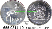 1 Rand 1975 Südafrika Republik *128 KM88 Silber -PP  13,50 EUR  zzgl. 4,75 EUR Versand