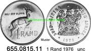 1 Rand 1976 Südafrika Republik *128 KM88 Silber unc  11,95 EUR  zzgl. 4,75 EUR Versand