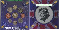 4,38 Pounds 1998 Great Britain Großbritannien Kursmünzensatz  . . . .  ... 25,00 EUR  zzgl. 4,75 EUR Versand