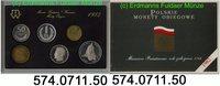 68,50 Zloty 1982 Poland Polen Kursmünzensatz . 574.0711.50  PP  49,75 EUR  zzgl. 4,75 EUR Versand
