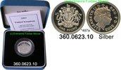 1 Pound 2003 Großbritannien Great Britain *487a KM393 Hosenbandorden . ... 39,00 EUR  zzgl. 4,75 EUR Versand