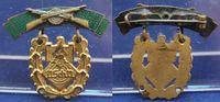 3. Reich / Schützen Schützenmed. Dt. Schützenverband, kl. Au 3. Reich / Schützen Schützenmed. Dt. Schützenverband, kl. Ausz. in Gold, 1.Form