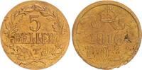 5 Heller 1916T Kolonien Deutsch-Ostafrika Deutsch-Ostafrika 5 Heller J.... 70,00 EUR  +  7,50 EUR shipping