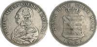 1 Taler 1825 1825 Sachsen Sachen 1 Taler 1825 Fried. August  ss ss  85,00 EUR  +  7,50 EUR shipping