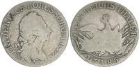 1 Taler 1786 A 1786 A Preußen Preußen 1 Taler 1786 A   Erhaltug s s  75,00 EUR  zzgl. 4,75 EUR Versand