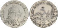 1 Sterbetaler 1786 A 1786 A Preußen Preußen 1 Sterbetaler 1786 A Fass.S... 180,00 EUR  zzgl. 4,75 EUR Versand