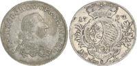 1 Taler 1772 Deutschland/Pfalz Deutschland/Pfalz Karl Theodor 1 Taler 1... 250,00 EUR  zzgl. 4,75 EUR Versand
