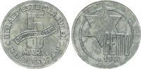 5 Mark 1943 Deutschland / Polen / Getto Litzmannstadt Getto Litzmannsta... 95,00 EUR  +  7,50 EUR shipping