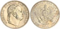 1 Vereinstaler 1861 1866A Preußen Preußen 1 Vereinstaler 1866A fast st.... 195,00 EUR  zzgl. 4,75 EUR Versand
