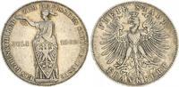 Gedenktaler 1862 1862 Frankfurt Frankfurt Gedenktaler 1862 ss  75,00 EUR  zzgl. 4,75 EUR Versand
