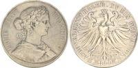 Doppeltaler 1861 1866 Frankfurt Frankfurt Doppeltaler 1866 ss ss, Fassu... 125,00 EUR  zzgl. 4,75 EUR Versand