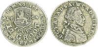 12 Groot 1764 Jever Jever 12 Groot 1764, 80 eine feine Mark ss  50,00 EUR  zzgl. 4,75 EUR Versand