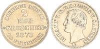 20 Pfennige /2 Neu Groschen 1873 B Königreich Sachsen Königreich Sachse... 25,00 EUR  zzgl. 4,75 EUR Versand