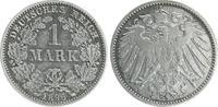 1 Mark 1896 G Deutschland / Kaiserreich 1 Mark 1896 G ss, ss  20,00 EUR  plus 7,50 EUR verzending