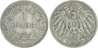1 Mark 1893 J Deutschland / Kaiserreich 1 Mark 1893 J fast ss, fast ss  20,00 EUR  plus 7,50 EUR verzending