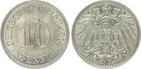 10 Pfennig 1914 F Deutschland / Kaiserreich Kaiserreich 10 Pf. J.13  19... 12,00 EUR  plus 6,50 EUR verzending