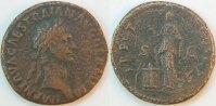 As 98-117 Antike / Römische Kaiserzeit, Traian Traianus  98-117, As Pie... 85,00 EUR  +  7,50 EUR shipping
