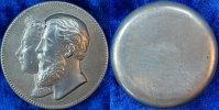 Probemodell Zinn Portraitseite 5 Mark 1888 1888 Deutschland / Kaiserrei... 750,00 EUR  +  8,95 EUR shipping