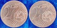 2 Cent Probe Kopplung zweier Wertseiten ca 2002 Deutschland / Bundesrep... 750,00 EUR  +  8,95 EUR shipping