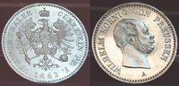 1/6 Taler 1862 A Preußen/Hohenzollern Preußen 1/6 Taler, Wilhelm IV. 18... 295,00 EUR  +  8,95 EUR shipping