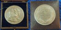 Goldene Hochzeit W.I und Augusta 1879 Deutschland / Preußen Große Zinnm... 70,00 EUR  +  7,50 EUR shipping