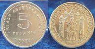 5 Pfennig 1917, Silberabschlag 1917 Nebengebiete / Aschaffenburg Aschaf... 250,00 EUR  +  7,50 EUR shipping