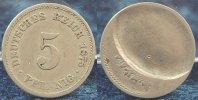 5 Pfennig kleiner Adler ohne Jahr Deutschland / Kaiserreich Kaiserreich... 85,00 EUR  +  7,50 EUR shipping