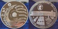 25 Ecu 1992 Spanien Spanien 25 Ecu 1992 Madrid, 168,75g Silber 925, PP,... 145,00 EUR  +  7,50 EUR shipping