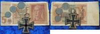 Eisernes Kreuz 2.Klasse, Banknote, 1,5,10 Pf 1939 3. Reich / Nationalso... 85,00 EUR  +  7,50 EUR shipping