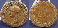 Antike / Römische Kaiserzeit / Germanicus As Germanicus  As SC C CAESAR AVG GERMANICUS PON M TR POT (unter Caligula)