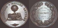 Große Medaille Academie des sciences belles lettre 1907 Frankreich Fran... 75,00 EUR  zzgl. 4,75 EUR Versand