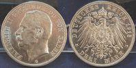 3 Mark 1915 G Deutschland / Kaiserreich / Baden Baden 3 Mark 1915 G, se... 125,00 EUR  zzgl. 4,75 EUR Versand