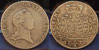 2/3 Taler 1772 Sachsen, Albertinische Linie Sachsen, Albertinische Lini... 70,00 EUR  +  7,50 EUR shipping