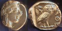 Antikes Griechenland - Athen Tetradrachme 449-400 f.prfr. Griechenland  ... 1350,00 EUR gratis verzending