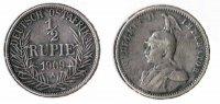 1/2. Rupie 1909A Kolonien Deutsch-Ostafrika Deutsch-Ostafrika 1/2. Rupi... 150,00 EUR  +  7,50 EUR shipping