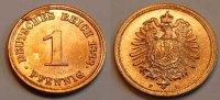 1 Pfennig 1888F Kaiserreich 1 Pfennig 1888F  seltenes Münzzeichen    We... 125,00 EUR  zzgl. 4,75 EUR Versand