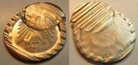 Deutschland / Bundesrepublik 5 Mark Außergewöhnliche Fehlprägung eines 5 DM 1988F  tellerförmig und incus Prägung
