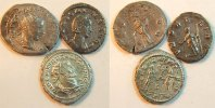 Lot aus 3 Antonianen  Antike / 3 verschiedene Römische Kaiser Römische ... 75,00 EUR  +  7,50 EUR shipping