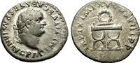 Denarius. 79-81 AD. Rome. Titus. Nice coin.   145,00 EUR  zzgl. 8,00 EUR Versand