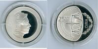 Luxemburg 25 Euro 25 Jahre Europäischer Gerichtshof