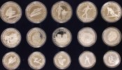 4250 Dinar 1982-84 Jugoslawien Olympia ´82- 84 Sarajewo PP*/OVP*/Zert  210,00 EUR  zzgl. 5,00 EUR Versand