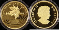 200 Dollar 2015 Kanada 200 $ Maple Leaf 2015 - Reflection PP  2600,00 EUR kostenloser Versand