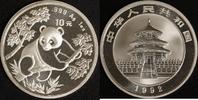 10 Yuan 1992 China Panda st in Kapsel  90,00 EUR  zzgl. 5,00 EUR Versand