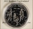 1 Dollar 2012 Kanada 1 $ 2012 Kanadischer Krieg 1812 BU  35,00 EUR  zzgl. 5,00 EUR Versand