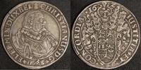 Taler 1624 Braunschweig-Lüneburg Christian (1599-1633) ss  290,00 EUR  zzgl. 5,00 EUR Versand