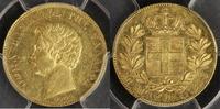 20 Drachmen 1833 München Griechenland Otto I. (1832-62) vz, PCGS  1900,00 EUR kostenloser Versand