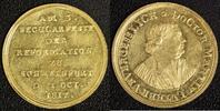 Dukat 1817 Schweinfurt 300 Jahrfeier der Reformation vz-st  1400,00 EUR kostenloser Versand