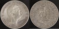 5 Mark 1888 Preußen Wilhelm II. ss  470,00 EUR kostenloser Versand